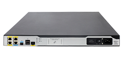 Серия HPE FlexNetwork MSR3000