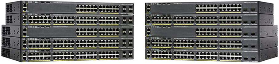 Cisco Catalyst серии 2960-XR